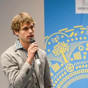 Cyrille Pauthenier - CEO Abolis