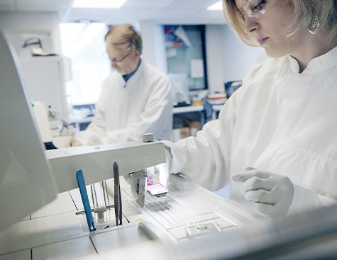 sampling study - Histology Anatomocytopathology Genopole platform