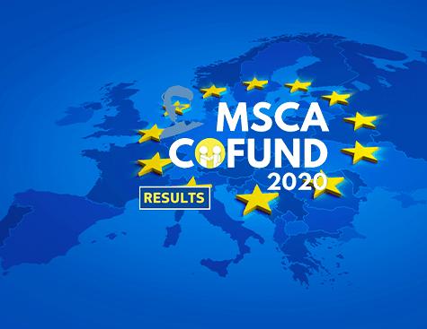 COFUND MSCA 2020 - Results